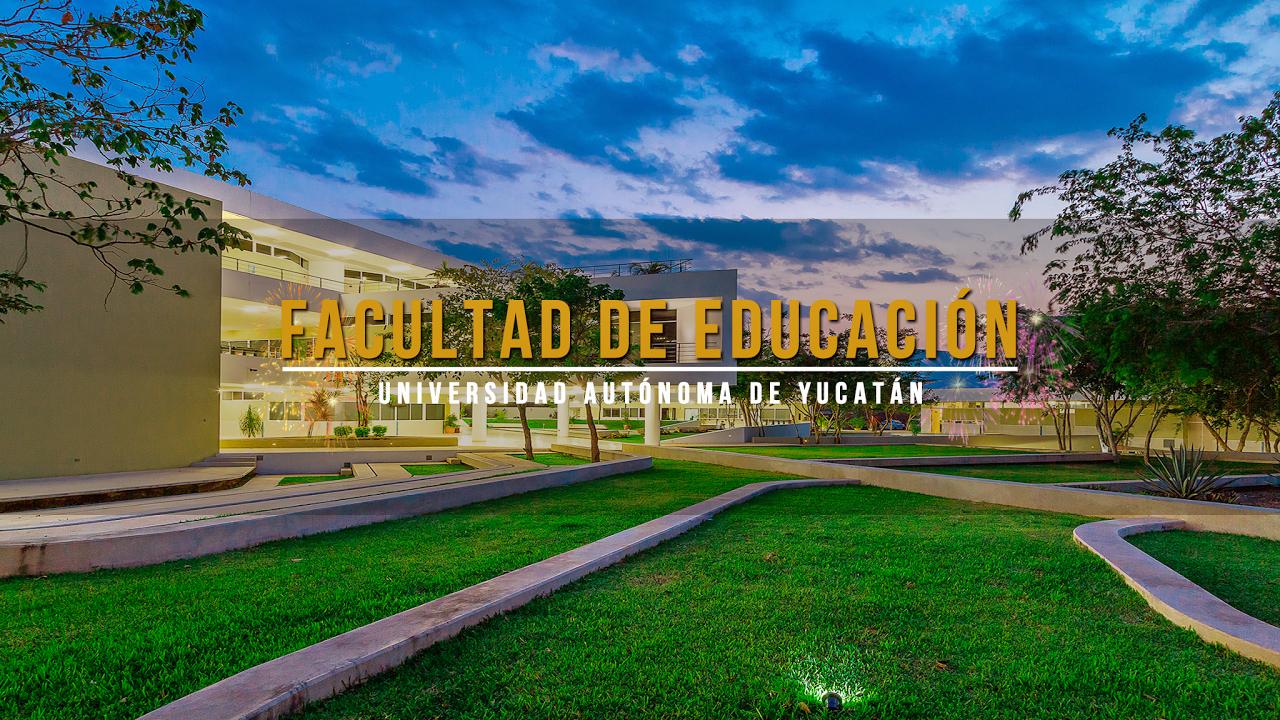 Departamento Editorial de la Facultad de Educación de la Universidad Autónoma de Yucatán